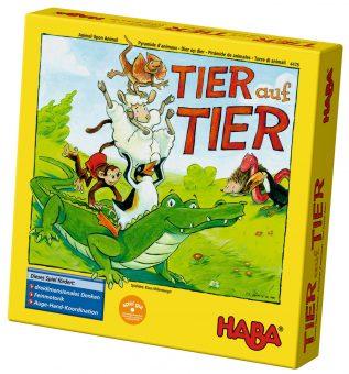 知育玩具 ハバ社「ワニに乗る」1