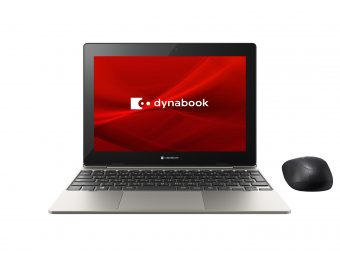 Dynabook「ノートパソコン dynabook K1」3
