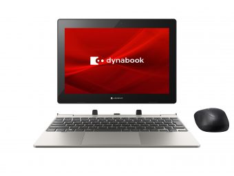 Dynabook「ノートパソコン dynabook K1」4