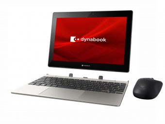 Dynabook「ノートパソコン dynabook K1」2