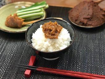 キンコー醤油「黒豚みそ」2