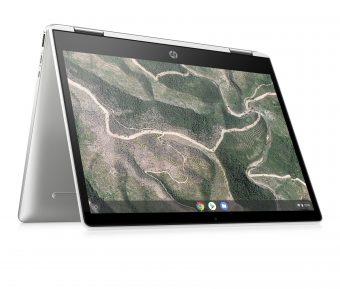 HP「Chromebook x360 12bシリーズ」2