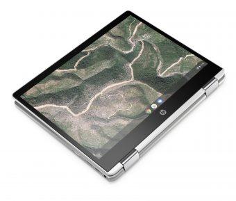 HP「Chromebook x360 12bシリーズ」3