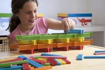 知育玩具 ジーピー「ビオブロ ハローボックス 100pcs」2