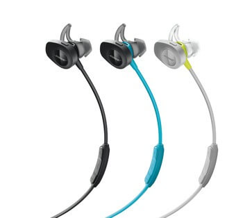 BOSE「Sound Sport wireless headphones」1