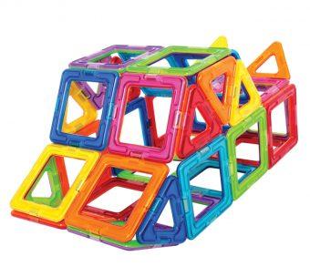 知育玩具 ボーネルンド「マグ・フォーマー ベーシックセット62ピース」5