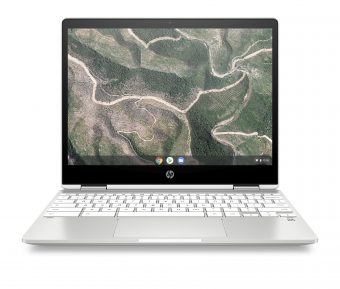 HP「Chromebook x360 12bシリーズ」1