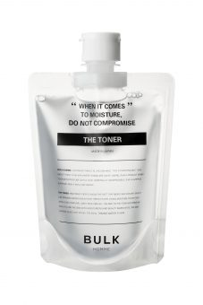 メンズ化粧水 BULK HOMME「THE TONER」1