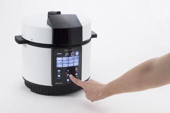 シー・シー・ピー「BONABONA 電気圧力鍋BD-PC71」2