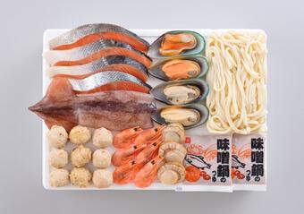 小樽海洋水産「石狩鍋」2