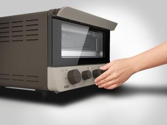 TESCOM「低温コンベクションオーブンTSF601」3