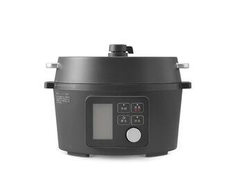 アイリスオーヤマ「電気圧力鍋4.0L KPC-MA4-B」1
