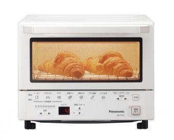 オーブントースター Panasonic「コンパクトオーブン NB-DT52」2