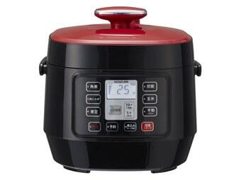 KOIZUMI「マイコン電気圧力鍋KSC-3501/R」1
