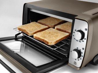 オーブントースター デロンギ「ディスティンタ オーブン&トースター EOI407J」4