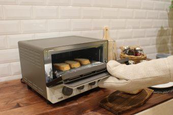 オーブントースター テスコム「低温コンベクションオーブン TSF601」3