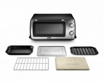 オーブントースター デロンギ「ディスティンタ オーブン&トースター EOI407J」5