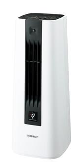 SHARP「プラズマクラスターセラミックファンヒーター HX-LS1」2