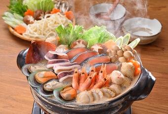 小樽海洋水産「石狩鍋」1