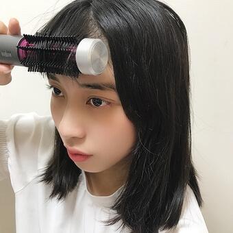 コードレスヘアアイロン SS Shiny「コードレス ヘアアイロン free curl S」4