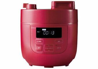 シロカ「電気圧力鍋 SP-D121(スロー調理機能なし)」2