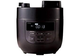 シロカ「電気圧力鍋 SP-D131」3
