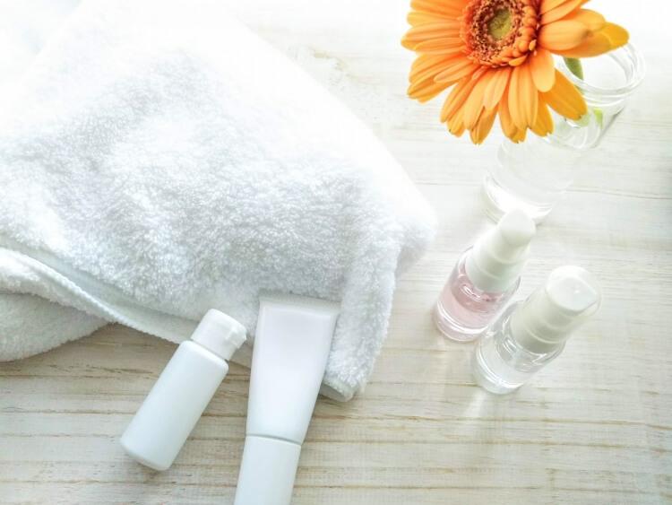 基礎化粧品のセット