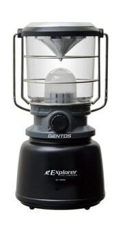 LEDランタン ジェントス「EX-1300D」1