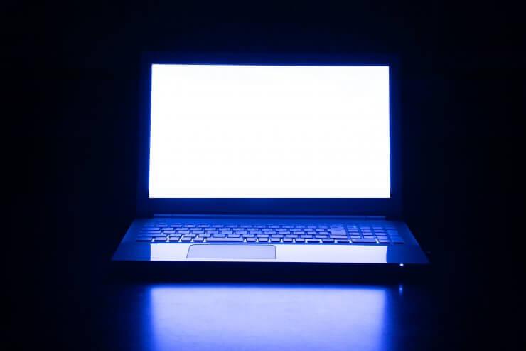 ブルーライトイメージ画像